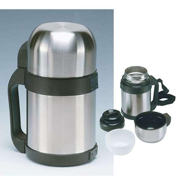 Termo liquidos solidos orbegozo trls1000 1 litro acero 18 - Termo 10 litros ...