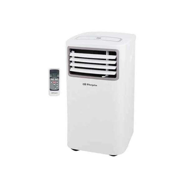 Aire acondicionado portatil orbegozo adr 91 for Aire acondicionado portatil ansonic